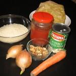 Ingrediente sarmale de post