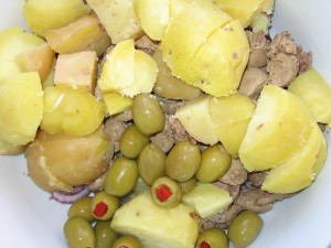 Salata de Ficatei