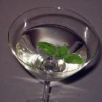 Basil Martini (Martini cu aromă de busuioc)