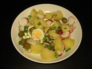 Salata Orientala Primavera