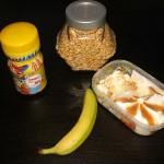 Inghetata cu banane