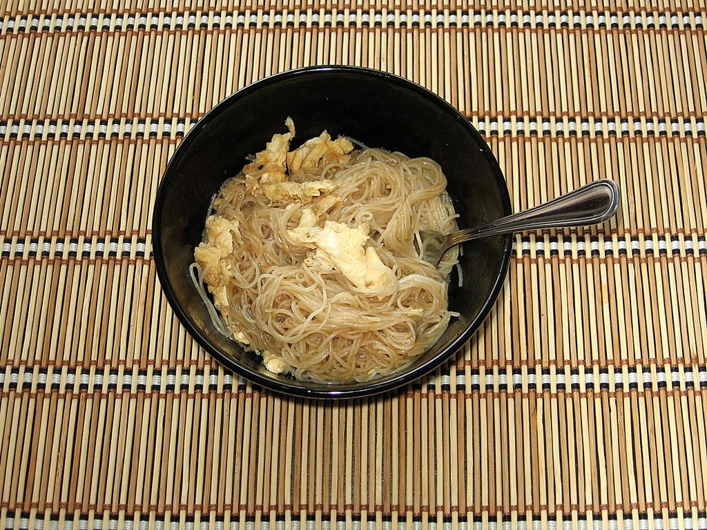 Noodles cu ou