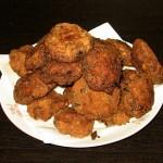 Chiftelute Prajite