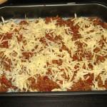 Lasagna Cascaval
