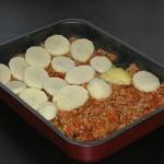 Musaca cu cartofi
