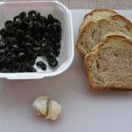 bruschete olive