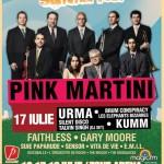 pink martini - ciuc summer fest 17 iulie