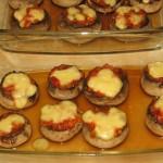 Ciupercuțe champignon umplute