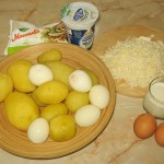Ingrediente cartofi frantuzesti
