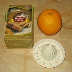 Ingrediente pentru citronada