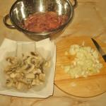 Preparare ficăței cu ciuperci