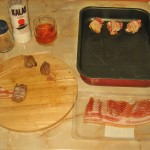 Preparare ficatei in bacon