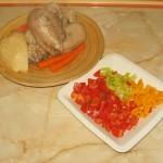 Ingrediente ciorba de ciocanele