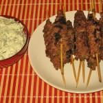 Kebab marocan