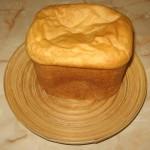 Paine alba - 1kg - masina de facut paine