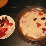 Umplutura tort festiv