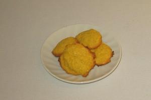 Biscuiti cu malai si lamaie
