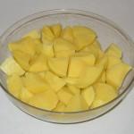 Cartofi pentru Pate Chinois