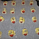 Carnaciori copti in foietaj