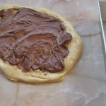 Cozonac umplut cu ciocolata Finetti
