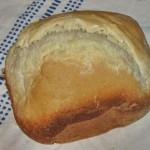 Pâine cu bere la mașina de pâine