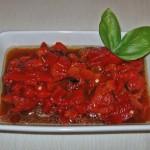 Salată ardei copți