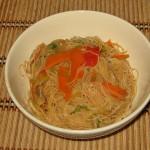 Salată caldă chinezească