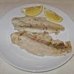 Pangasius la grătar cu rozmarin și chilli