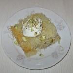 Cataif – Kadayif prăjitură tradițională turcească