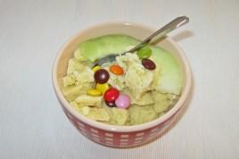 Înghețată de pepene galben
