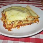 Lasagna cu vinete (fără carne)