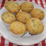 Muffins de vanilie Dr. Oetker