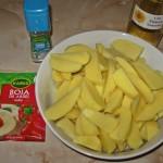Reteta cartofi wedges