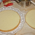 Blat tort super pufos Dr. Oetker Austria