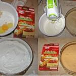 Preparate Blat tort Biskuitteig Dr. Oetker Austria