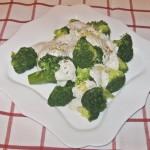 Broccoli în stil indian