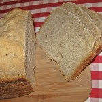 Paine de secara masina de paine