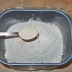 Preparare paine secara la aparat