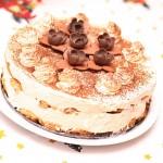 Tort Tiramisu cu cappuccino