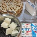 Ingrediente crema de ciocolata pentru tort