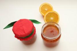 Dulceata de portocale cu scortisoara