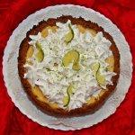Placinta americana cu Lime – Key Lime Pie