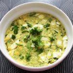 Salata de oua cu avocado