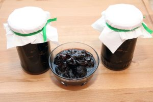 Reteta dulceata cirese negre