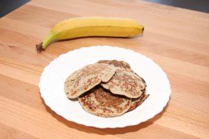 Clatite banane ou fara faina