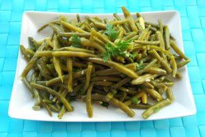 Rasol de fasole verde