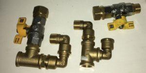 Coturi si robineti necesare montaj boiler electric