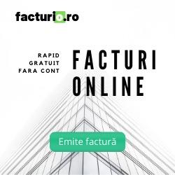 www.facturio.ro emite facturi online gratuit