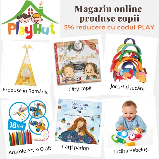 playhut carti pentru copii